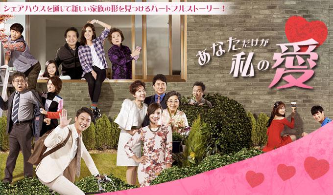 韓国ドラマ-あなただけが私の愛-あらすじ